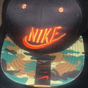 Nike a SnapBack hat vintage